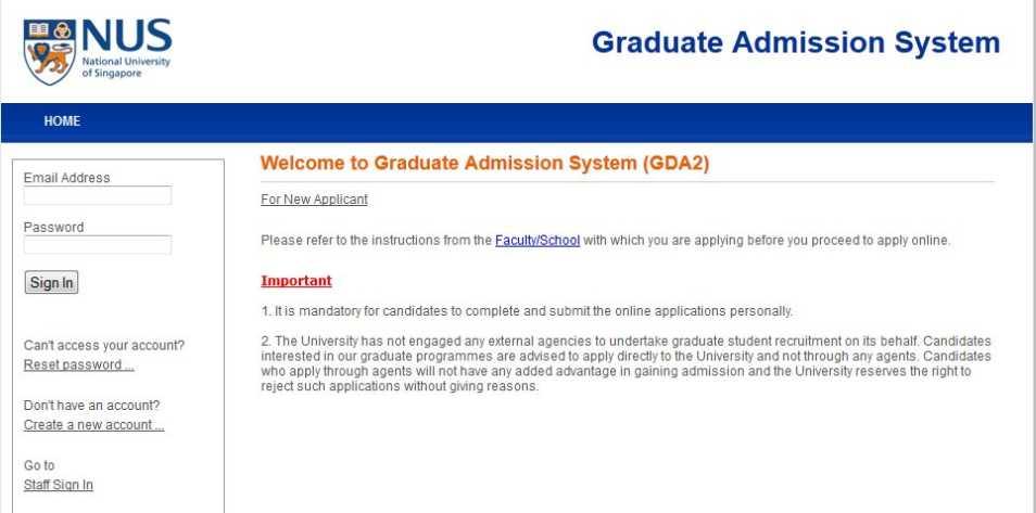 NUS Full-Time MBA