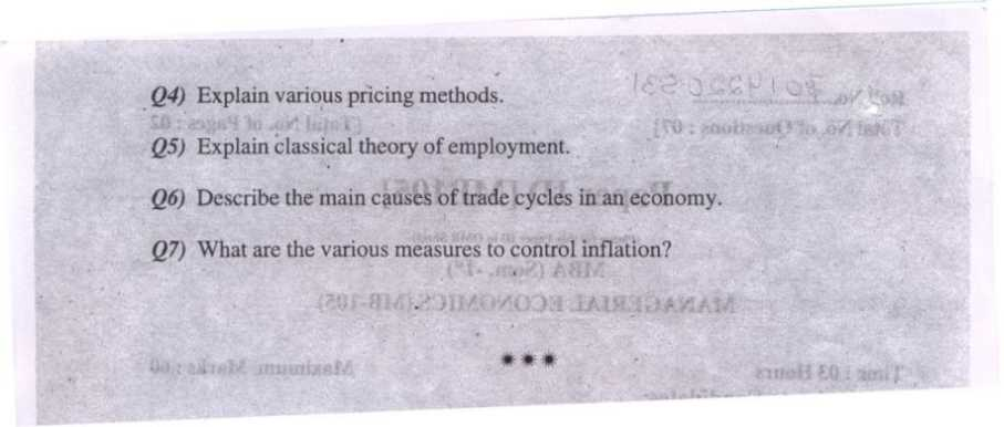 discuss what managerial economics is all Managerial economics deals with the application of the economic concepts, theories,tools and methodologies to solve practical problems in a businessit  helps the manager in decision making and acts as a link between practice and  theory it is sometimes referred to as business economics and is a branch of   article talk.