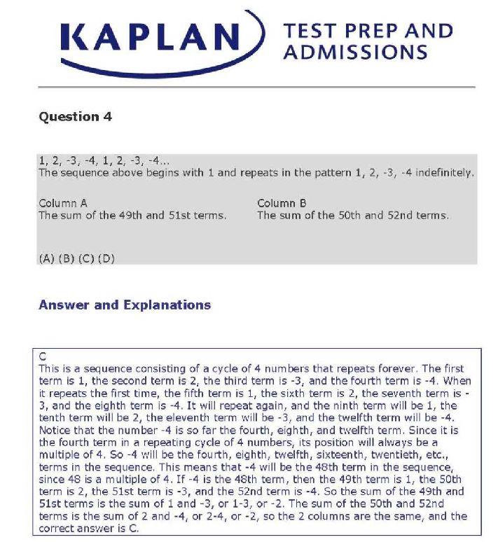 kaplan gre essay tips