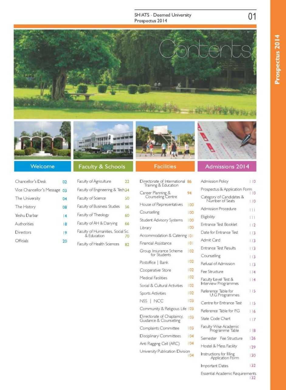 Kenyatta university school of engineering and technology school brochure.