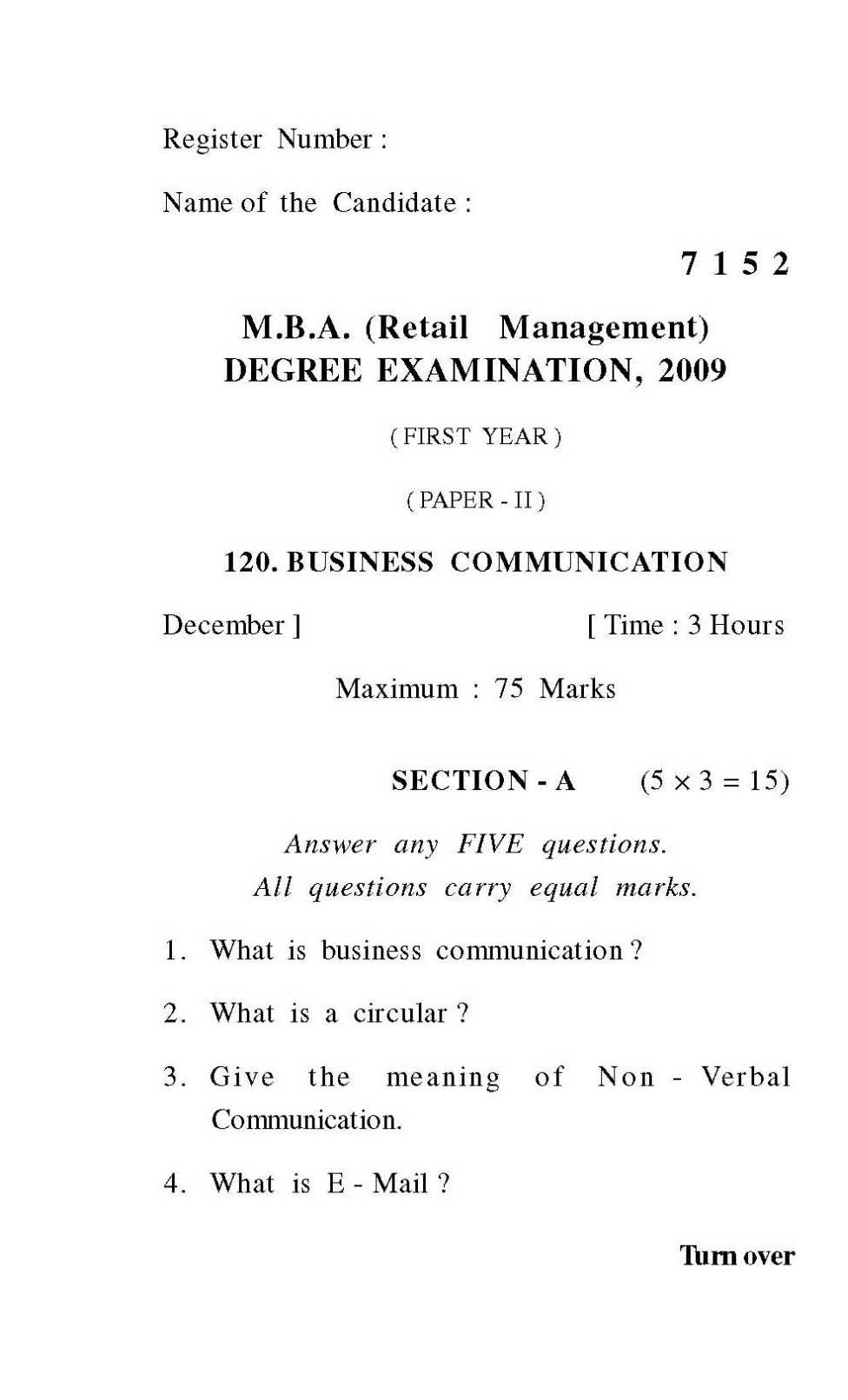 icfai university mba business law question papers The university awards the master of business  model question papers with suggested answers  the following diplomas/degree are issued by the icfai university.