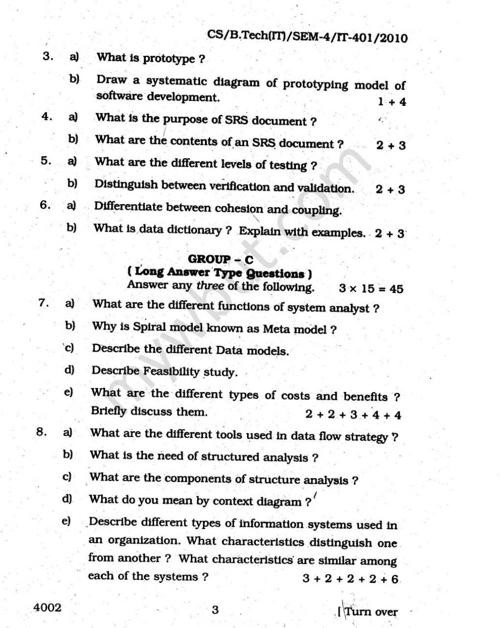 System Analysis And Design Essay Questions