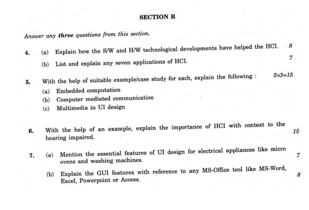 the human computer interface essay This essay human computer interaction investigation and other 64,000+ term papers, college essay examples and free  (human machine interface design for.