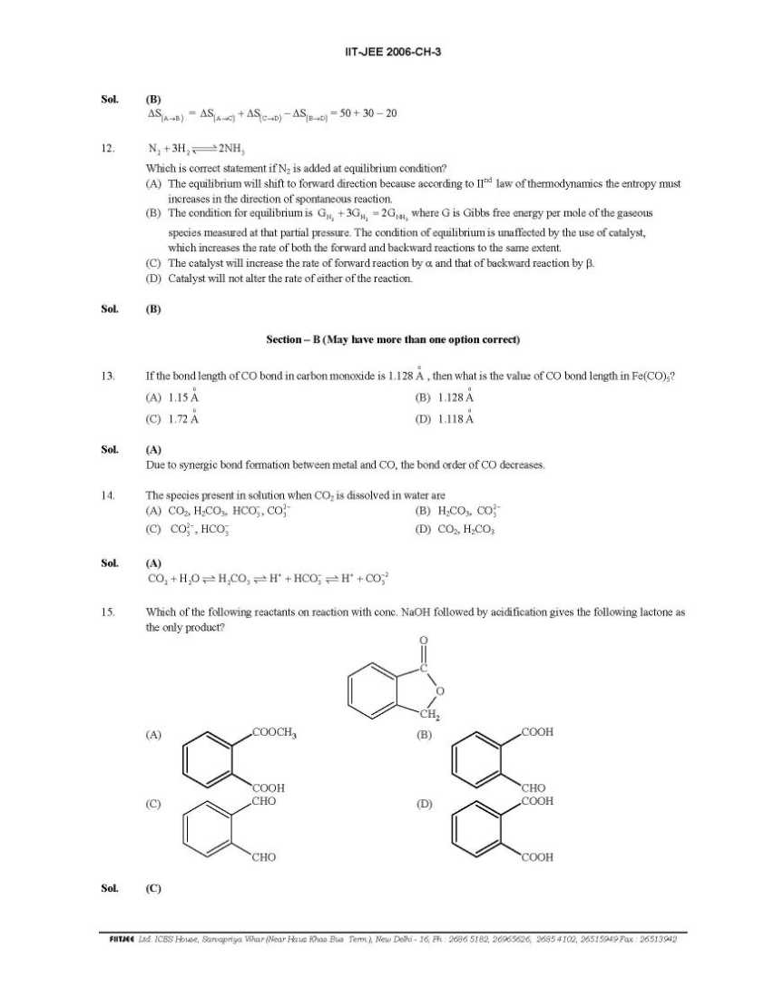 mastering chemistry essay questions