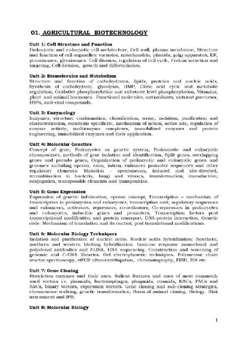 2014 icar pdf syllabus