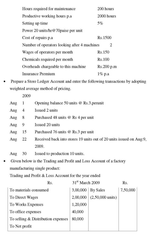 MG University Question Papers B Com - 2018-2019 StudyChaCha
