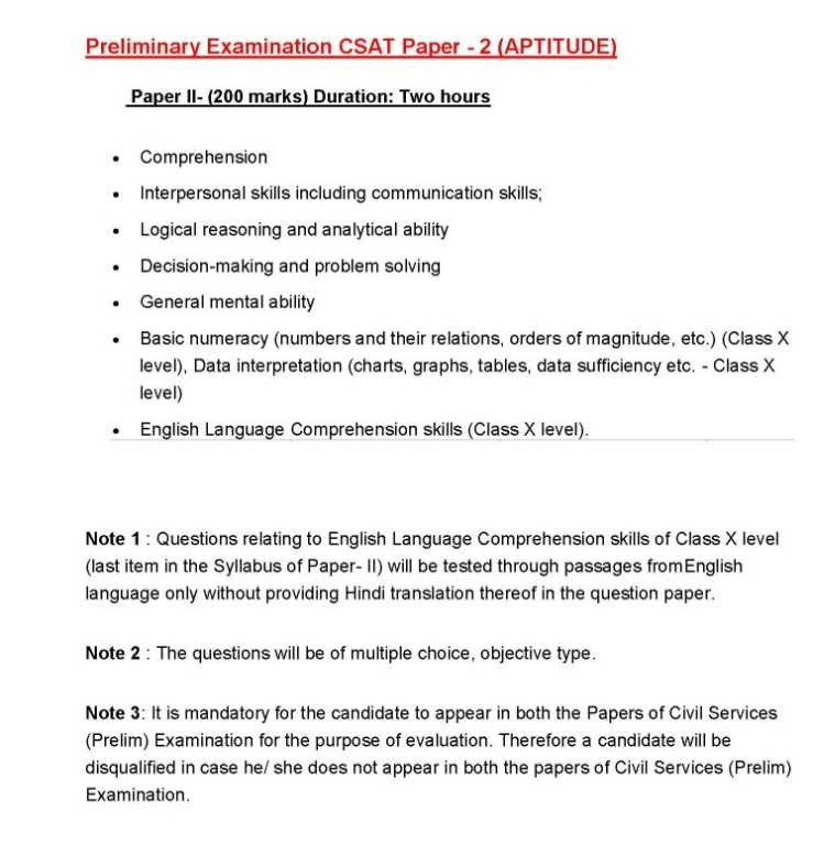 Civil services essay syllabus