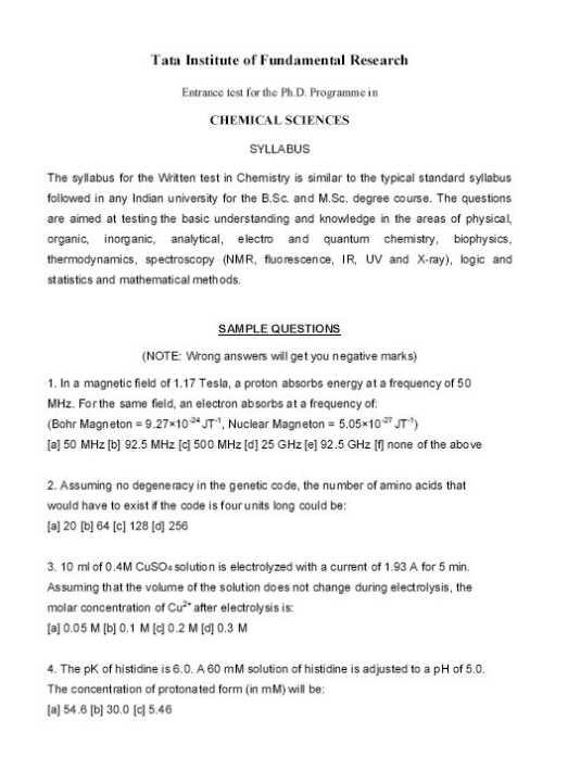 Acs general chemistry exam topics for argumentative essays – College