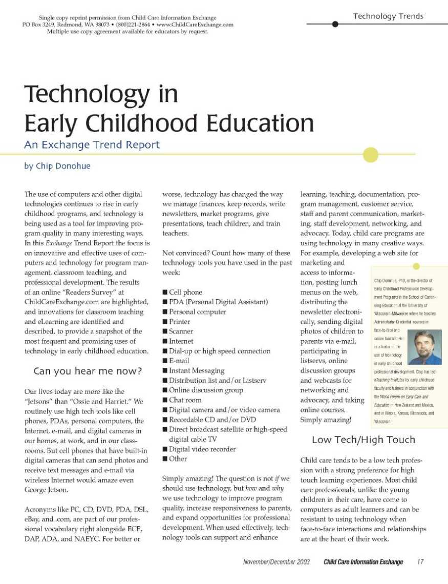 an analysis of the modern technology affecting the education Perhaps, the greatest impact of technology on education is the change in perspective a critical analysis this is great and all well and good but have you thought to take into account the negative affects of technology on education.