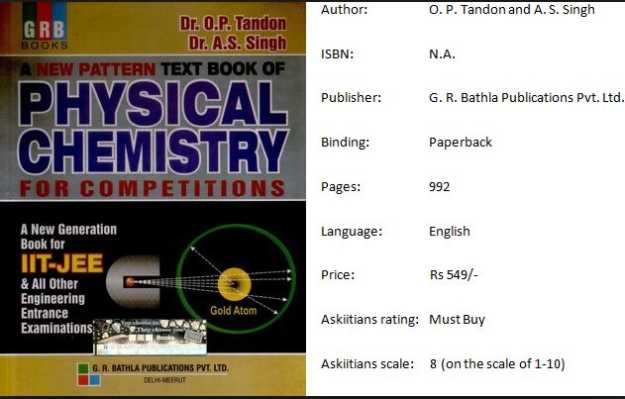 Which are the best books for preparation for IIT entrance ...