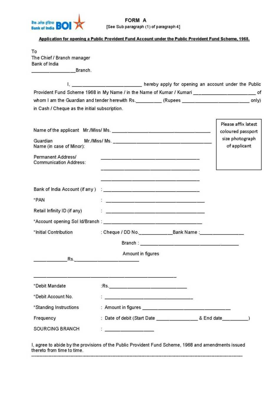 Bank Of India Application Form Download - 2018-2019 StudyChaCha Application Form For Bank Of India on bank proof of payment, bank of america employment application, not responsible form, bank regulations, bank paperwork, bank companies, bank management, bank welcome letter, bank annual report, bank request letter, bank insurance, bank window, bank loan application, bank signature card, bank client, bank acceptance letter, bank loan officer, bank application letter, bank forms templates, credit report dispute form,