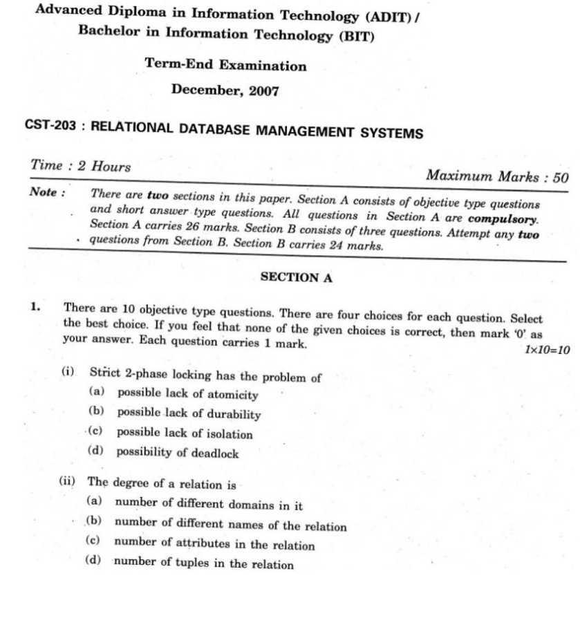 database management essay