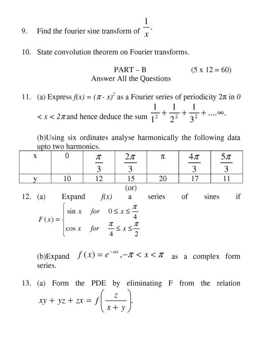 fourier series pdf free download