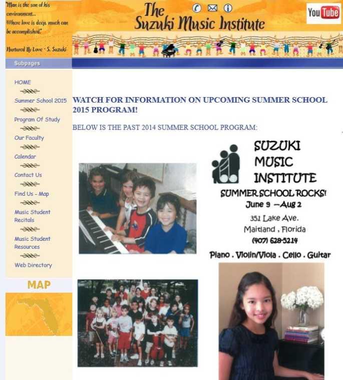 Suzuki Music Institute Sarasota