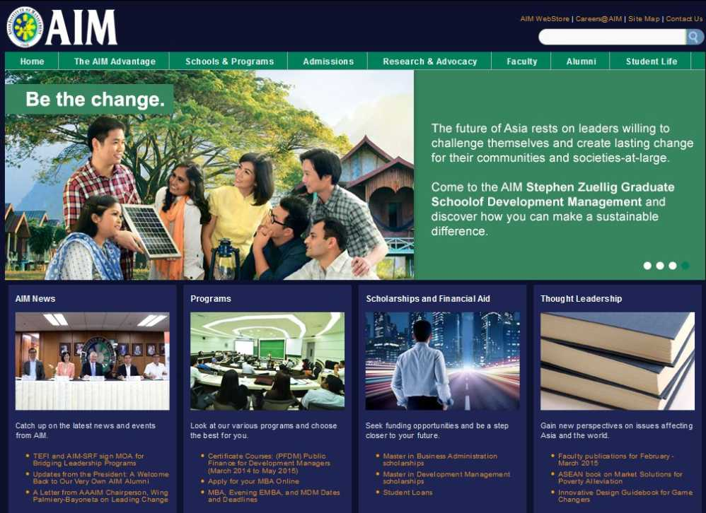 Studies in certificate program asian