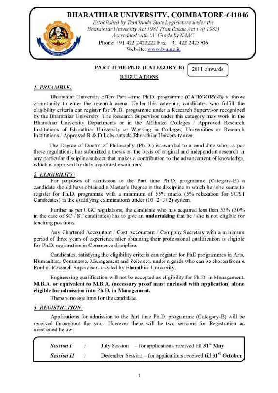 Ugc rules for phd course work
