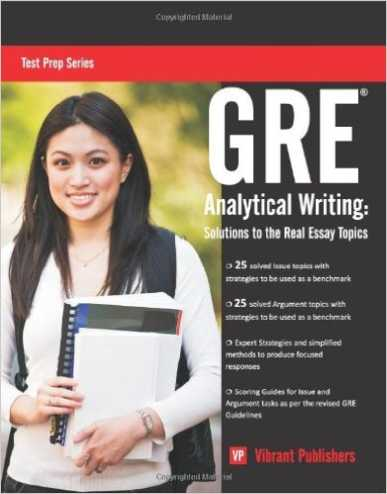 gre essay analytical writing