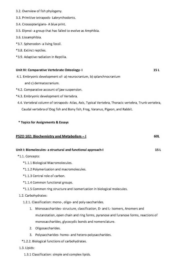 mumbai university zoology syllabus Mumbai university zoology syllabus 3300 words | 14 pages academic council 25/05/2011 item no 459 university of mumbai syllabus for the fybsc program: bsc course : zoology (credit based semester and grading system with effect from the academic year 2011–2012) 1 fybsc zoology syllabus.