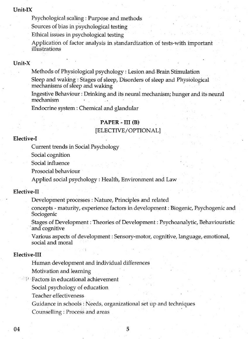 psychology paper here is the attachment for ugc net psychology question paper here is the attachment for ugc net psychology question paper