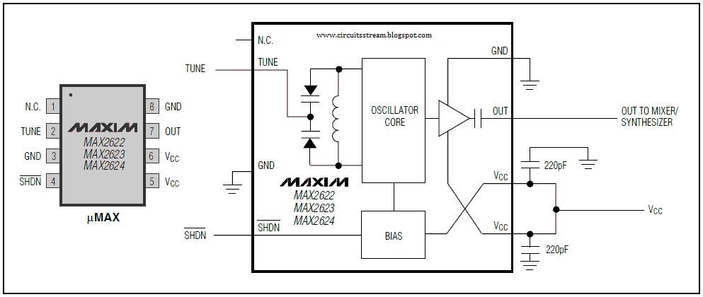 circuit diagram of mobile jammer
