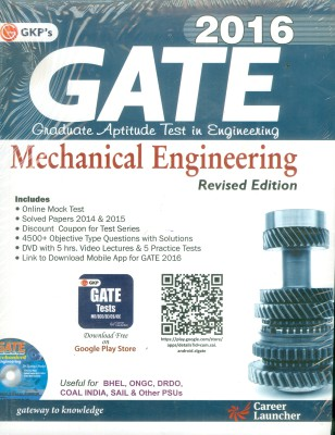 Gate Guide Mechanical Engineering Pdf