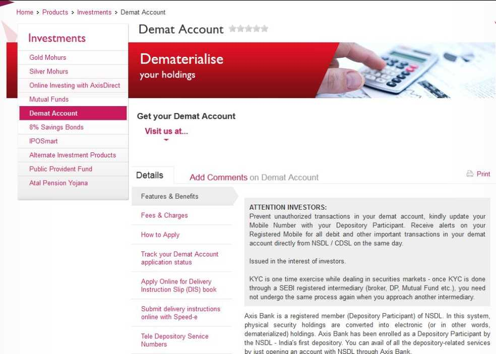 how to open td account