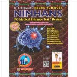 NIMHANS Entrance Books for M D/PhD Pscyc - 2018-2019 StudyChaCha