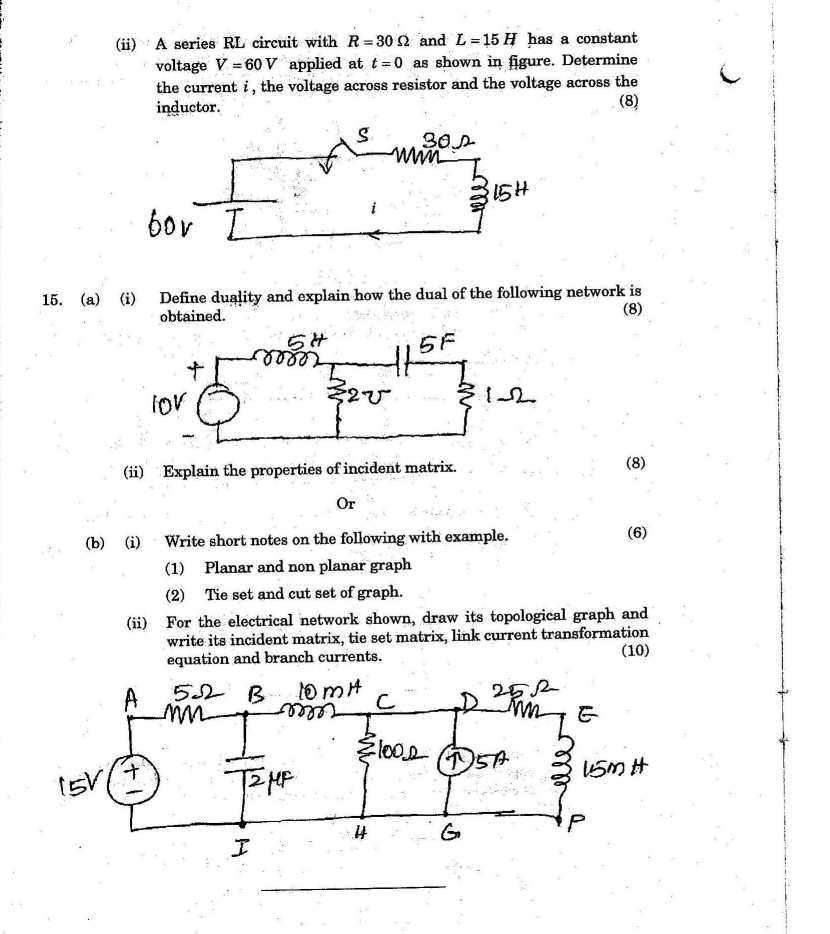 electronics circuit theoryy Basic electronics circuit theory  3 dc circuit analysis: node and loop analysis choice of nodes and branches for efficient, analysis (graph theoretic.