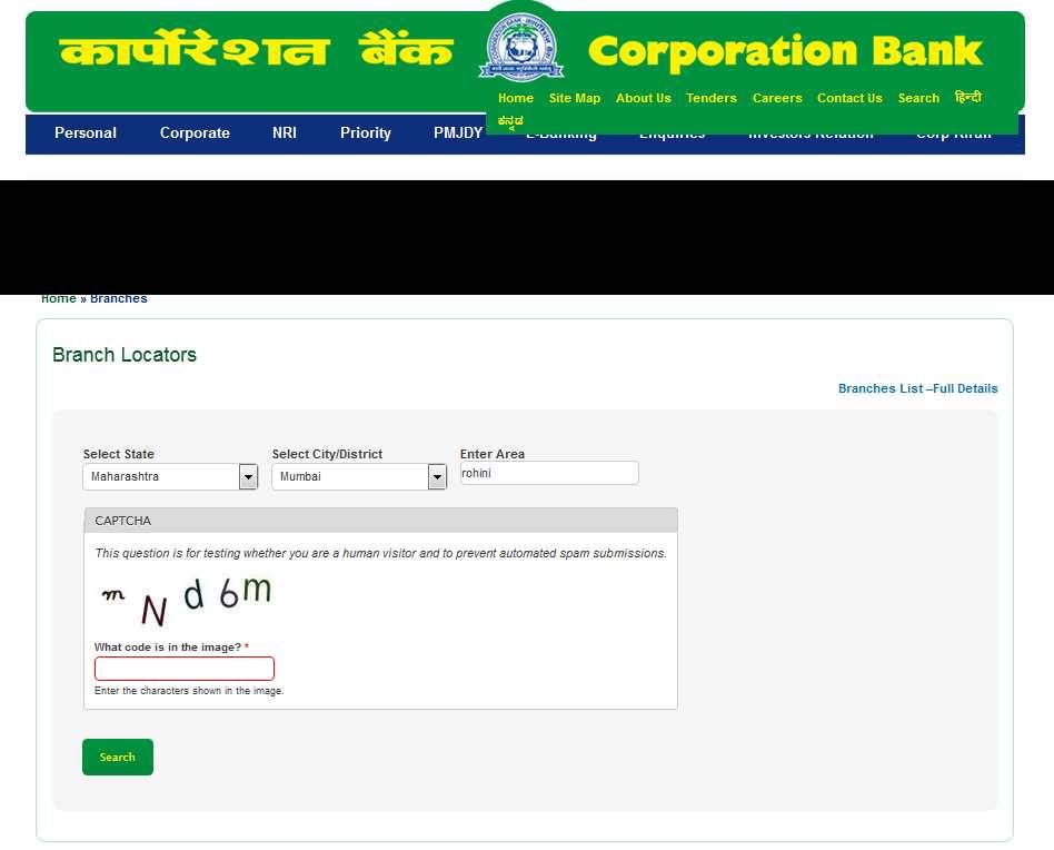 Corporation bank forex branch delhi