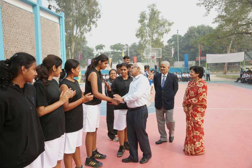 Delhi DPS School - 2018-2019 StudyChaCha