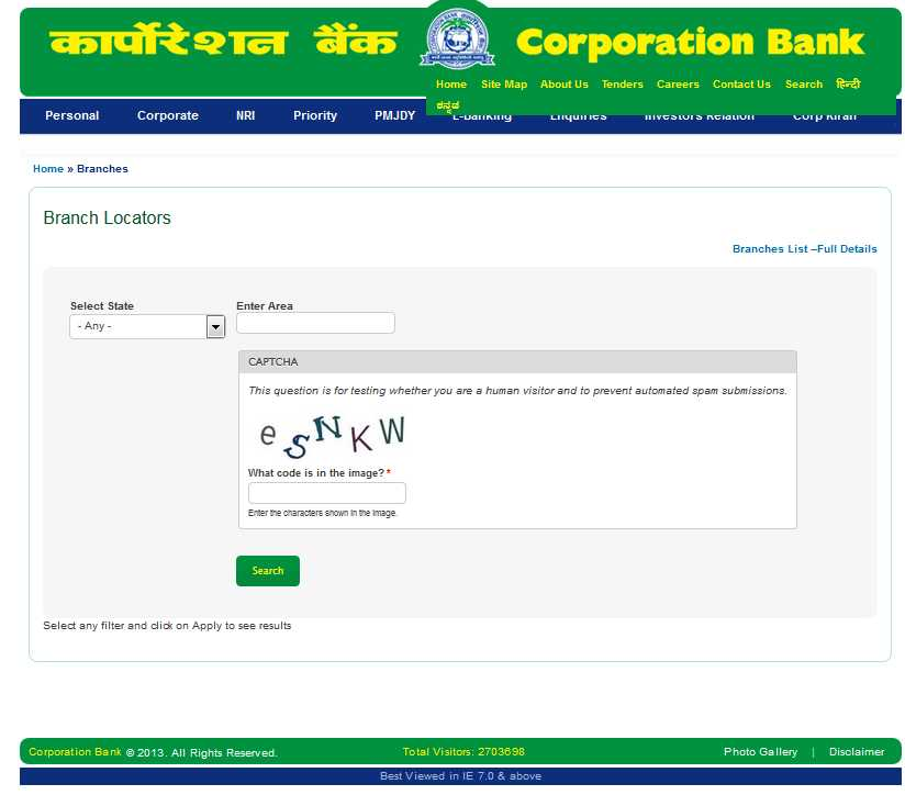 Corporation bank forex card rate