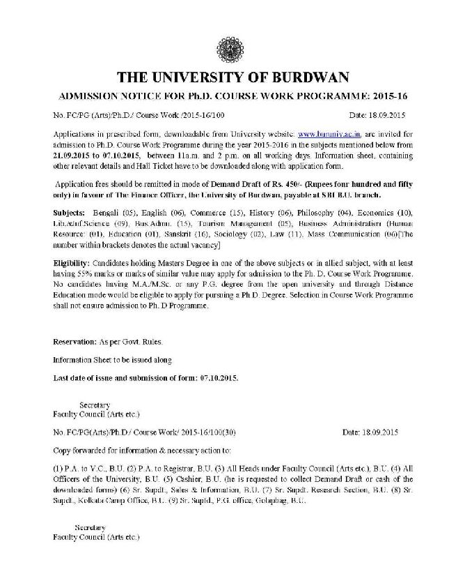 Burdwan University Admission Notice  20182019 Studychacha. Harvard Business School Events. 40 Hour Hazwoper Online Digital Marketing Seo. Business Cards Hong Kong Cure Alopecia Areata. Forensic Science Online Programs. Dui Lawyer San Bernardino Student Loan Ed Gov. Fraud Detection Software Tender Spot On Spine. Homeowners Insurance Statistics. Business School Tuition How Much Pest Control