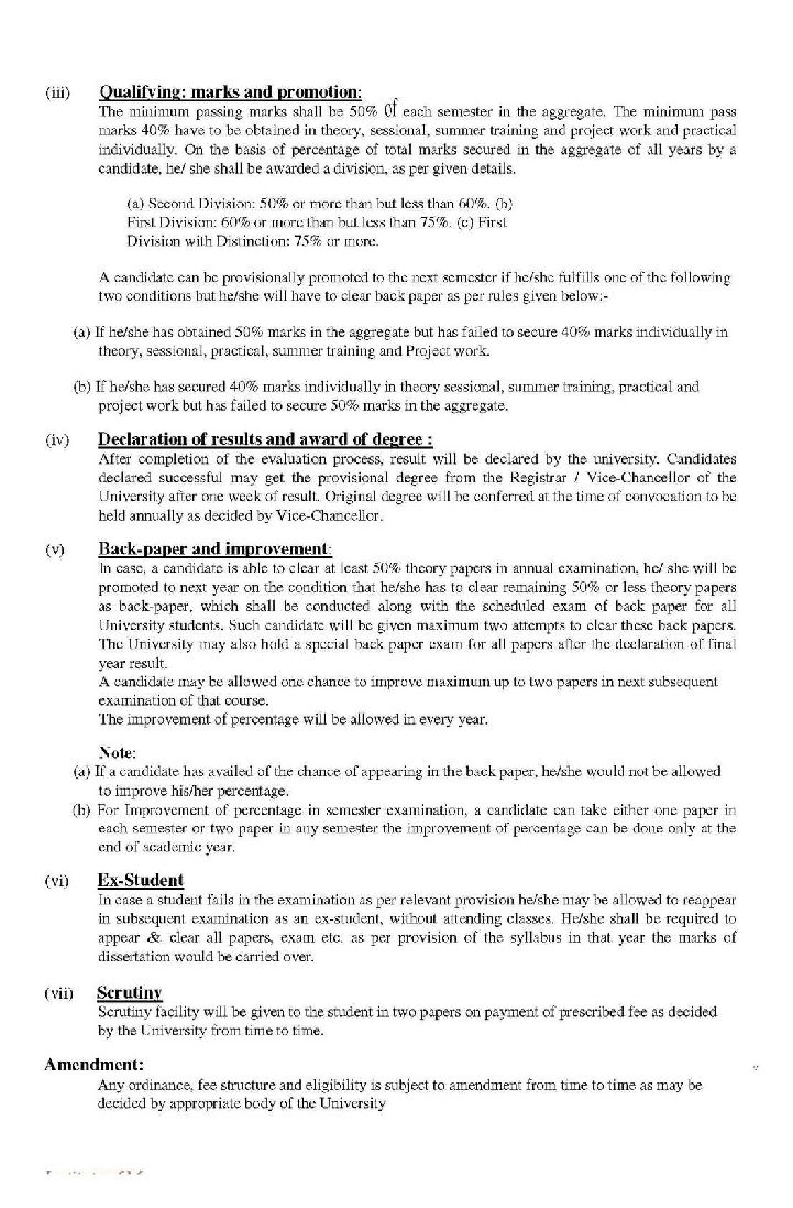 Law and Justice Administration second year medical college subjects india