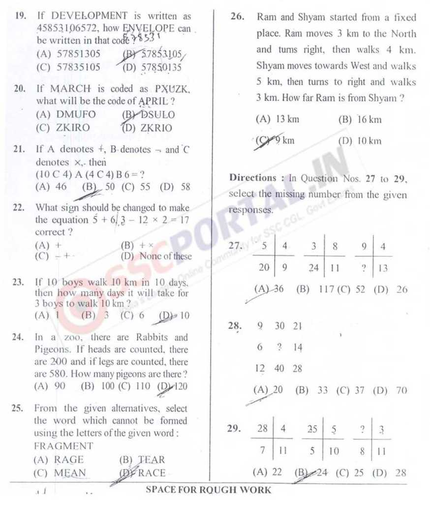 ssc exam Ssc exam guide is a preparation portal which provides all study materials such as gk, english, aptitude, reasoning and model papers for all ssc exams.