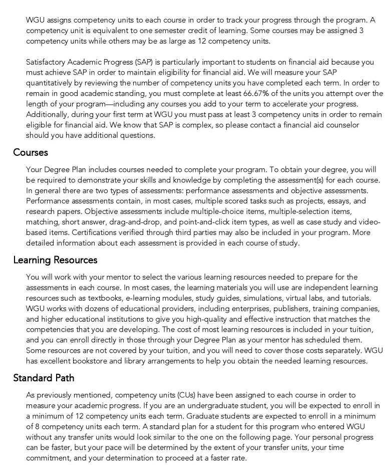 Marketing wgu mba | Term paper Example
