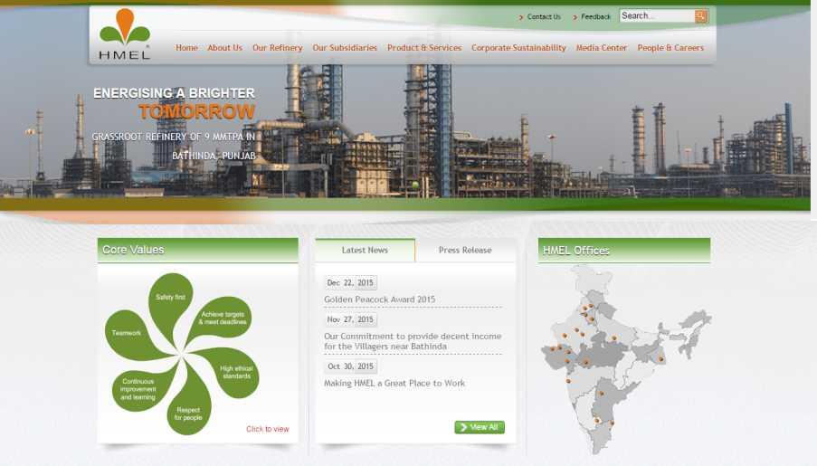 RAJESH GARG - Operations - hmel refinery | LinkedIn