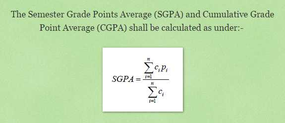 Rgpv cbcs scheme 1-2 sem and calculation of sgpa and cgpa – exams.