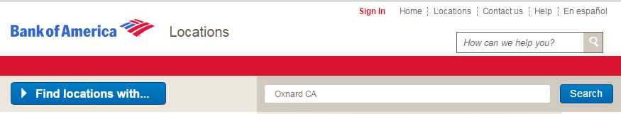 Oxnard CA Bank of America Routing Number - 2018-2019 StudyChaCha