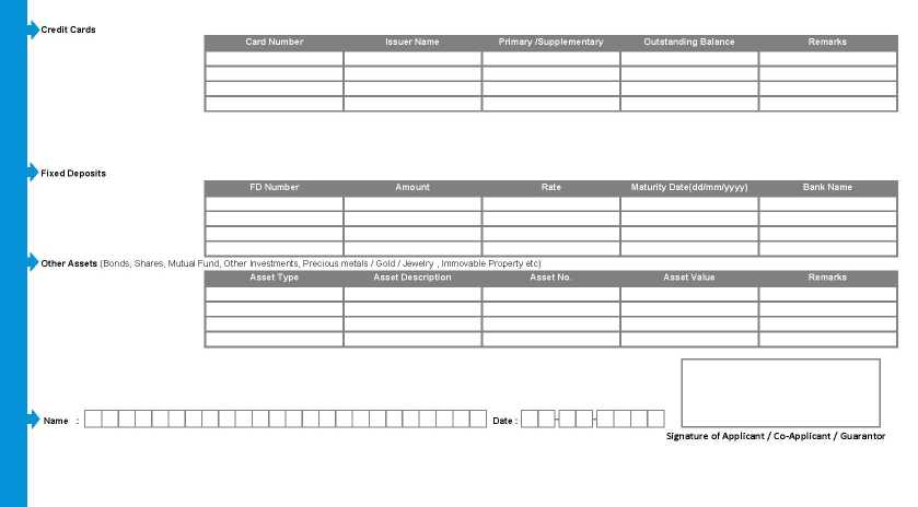 income tax application form 16