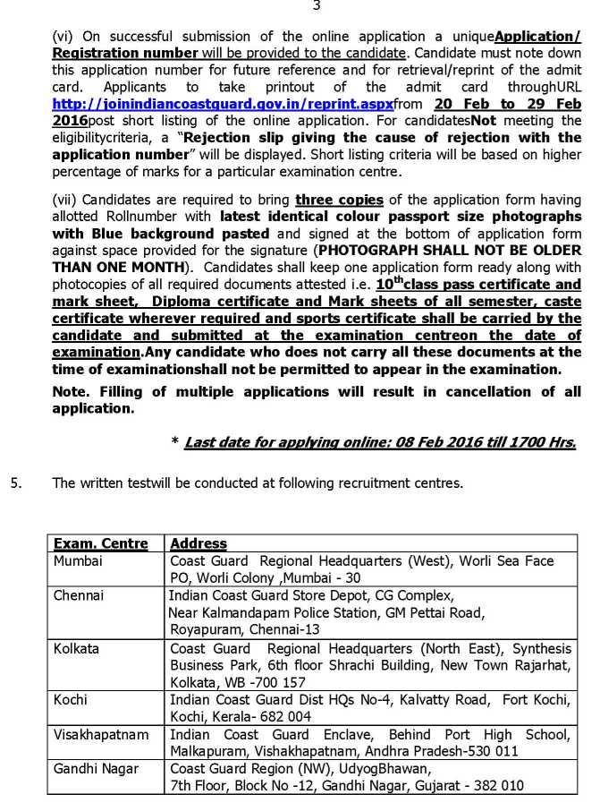 Yantrik In Indian Navy 2018 2019 Studychacha
