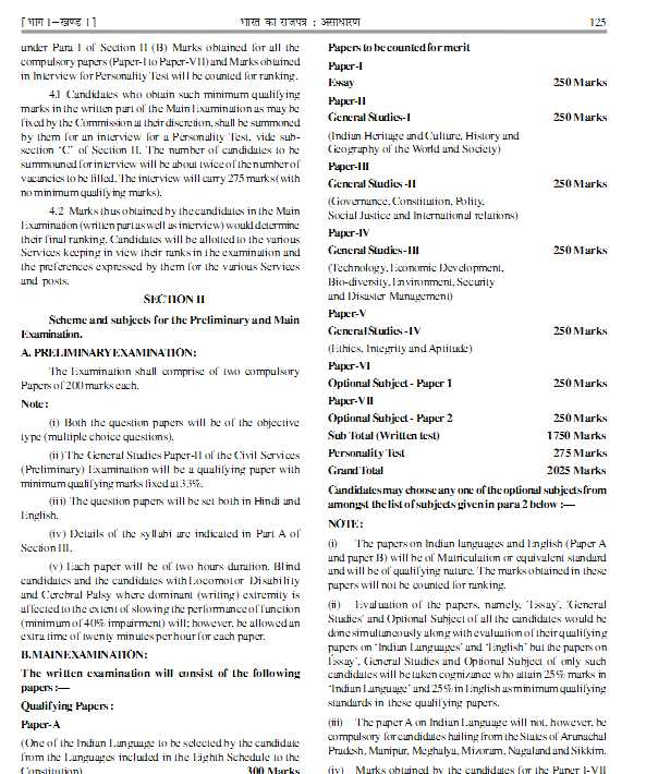 Essay writing in civil services exam