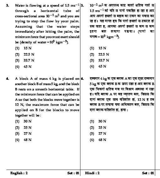 Iit jee mains question papers of past years 2018-2019 studychacha.