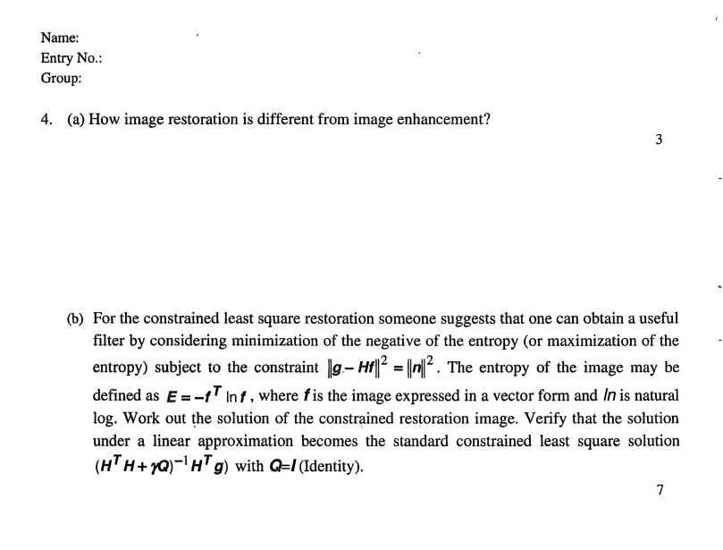 thesis report on image processing