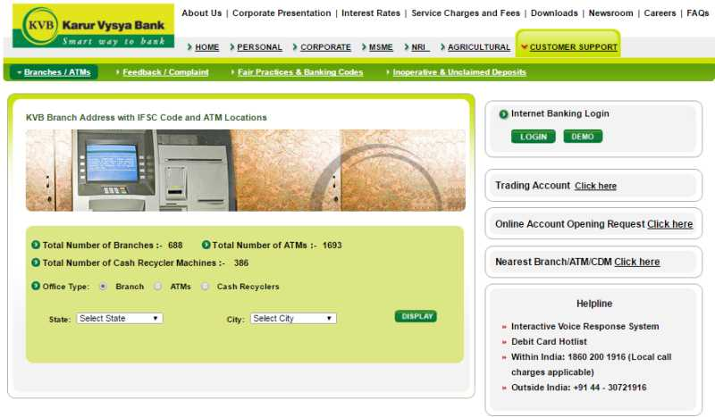 Ing vysya forex card online login