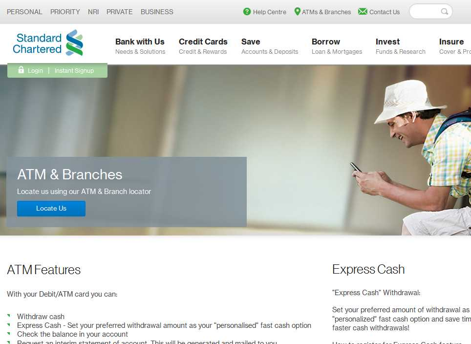 Standard bank forex branch locator