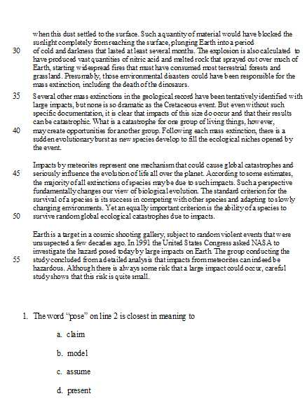 TOEFL Writing Practice