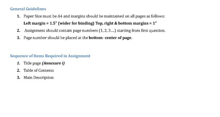 smu mba semester 3 solved assignments