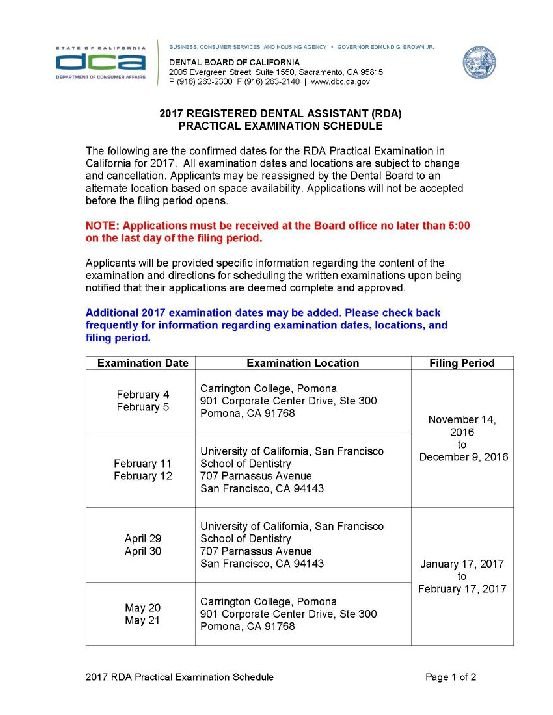 CA-RDA-Exam-Dates-1 Online Ctet Form May on pennsylvania state tax, income tax,