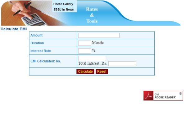 Indian Bank Car Loan Emi Calculator