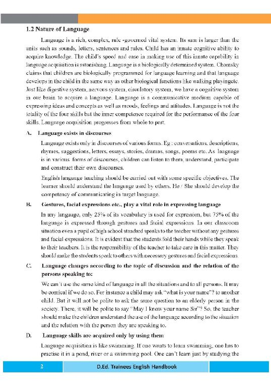 TS TTC & DIET CET Model Questions Papers 2019